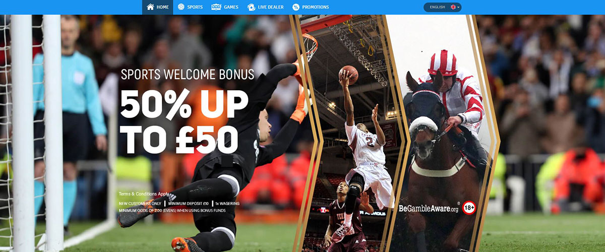 K8 Sportsbook Review - Sports Betting X
